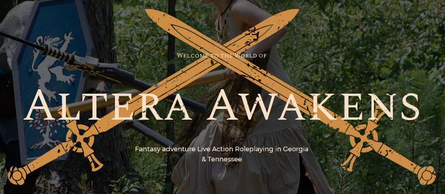 Printable Rulebook | Altera Awakens LARP